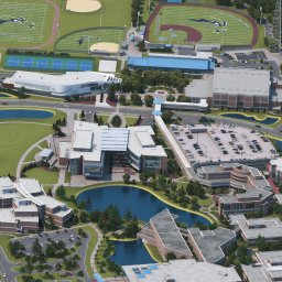 Campus Map University Of North Florida - North florida map